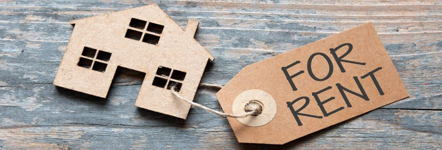 Biens immobiliers à la location